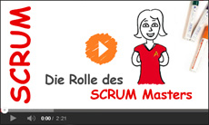 mITSM SCRUM Video - Die Rolle des SCRUM Master